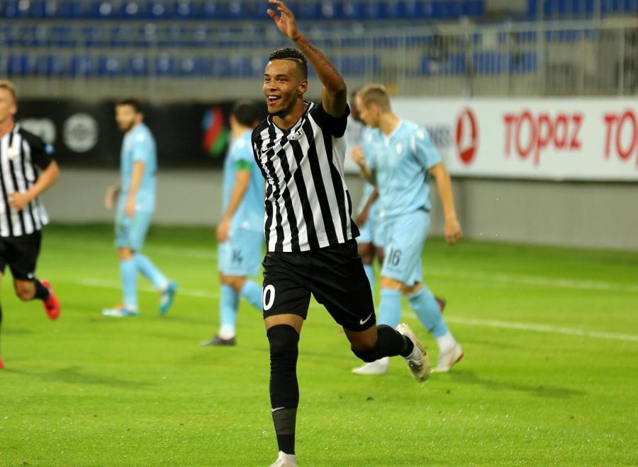Dario Federiko Latviya klubuna keçdi -